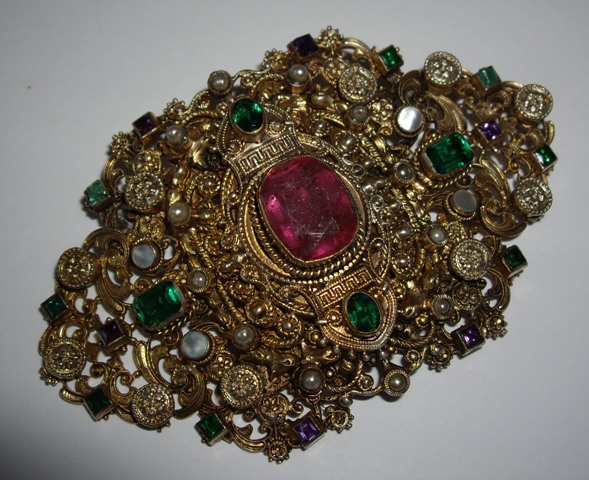 Jewels Collecting Dust Austro Hungarian
