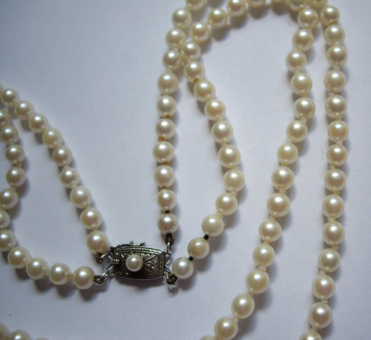 Jewels Collecting Dust - Pearl Jewellery