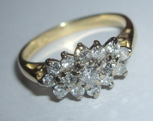 MyriamSOS The L Ring With Hinges - UK K 1/2 - US 5 3/8 - EU 50 3/4 OlnRRK